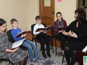 Детский вокальный ансамбль «Гуниб» выступит в Кремле