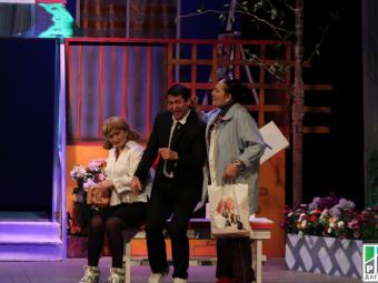 В Аварском театре Дагестана состоялась премьера спектакля «Мы молодые»
