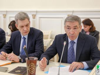 Врио Главы Дагестана обозначил перед Правительством основные задачи на 2018 год