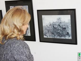 В Санкт-Петербурге пройдет персональная выставка молодого дагестанского художника Магомеда Сагидаева