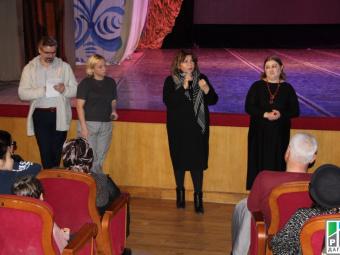 Балетмейстеры из Перми провели в Махачкале мастер-класс для дагестанских хореографов
