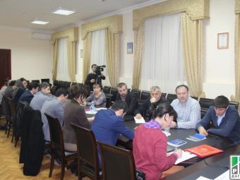 В Избиркоме Дагестана распределили бесплатное эфирное время для предвыборной агитации