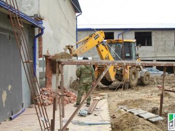 В Махачкале завершаются работы по реконструкции автостанции «Южная»