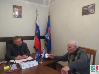 Около 20 обращений граждан рассмотрел депутат Ферзилах Исламов в приемной «Единой России» в Махачкале