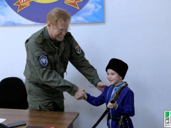 Молодым кизлярцам рассказали о традициях терского казачества и православных праздниках