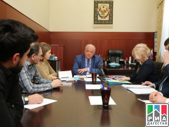 Анатолий Карибов обсудил с представителями СМИ совместную работу по освещению ЧЕ – 2018