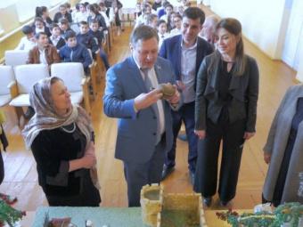 Два бесплатных кружка открыли в Дагестане в рамках проекта ОНФ