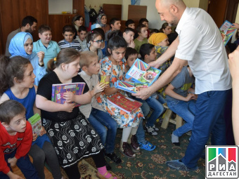 Музыкальный мастер-класс для детей с ограниченными возможностями провели в Дагестане