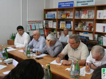 В Дагестане формируют команду специалистов для Центра реабилитации ДГМУ