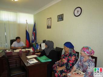 Свыше десяти обращений граждан рассмотрел в приемной «Единой России» депутат Джакай  Джакаев