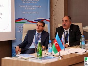 Об укреплении двусторонних связей в аграрном секторе говорили на V Российско-Азербайджанском форуме