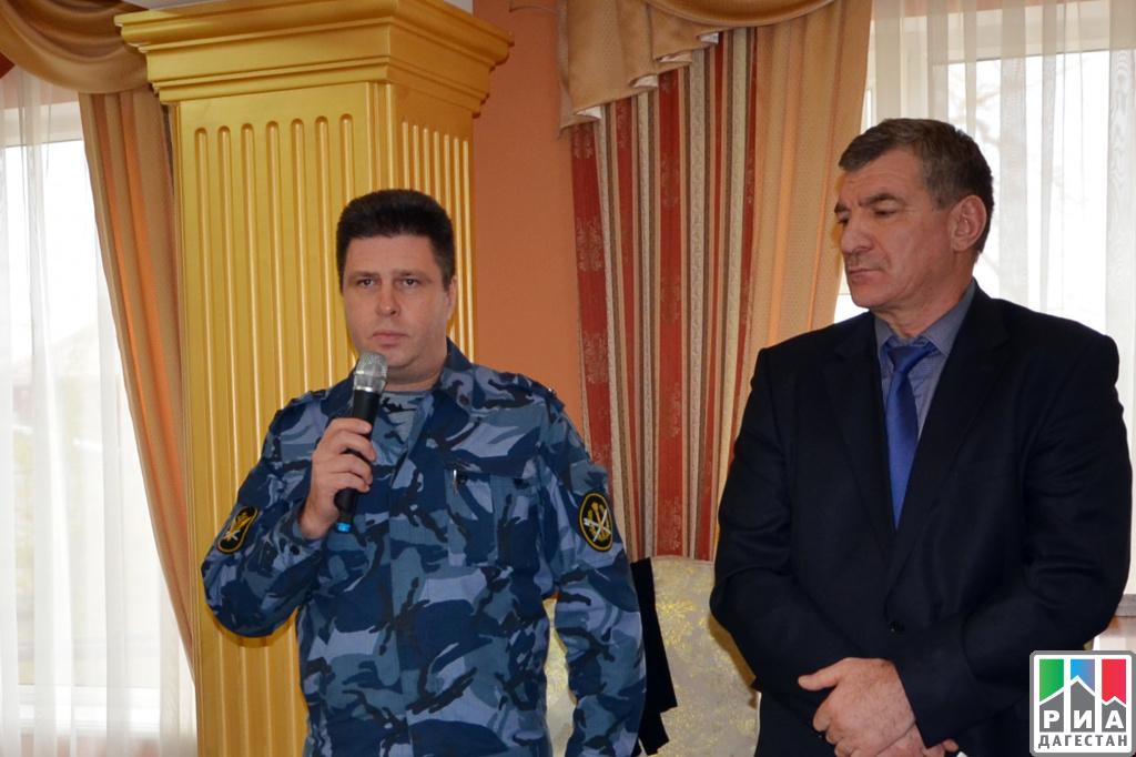 НаСтаврополье отметили День ветерана уголовно-исполнительной системы