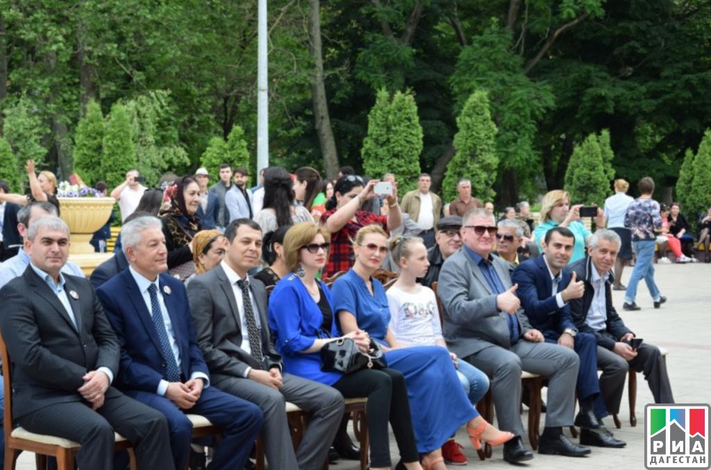ВМахачкале отпраздновали День Азербайджанской Республики