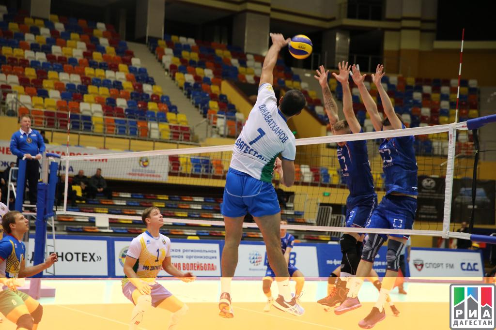 «Ярославич» переиграл «Дагестан» иупрочил своё лидерство ввысшей лиге