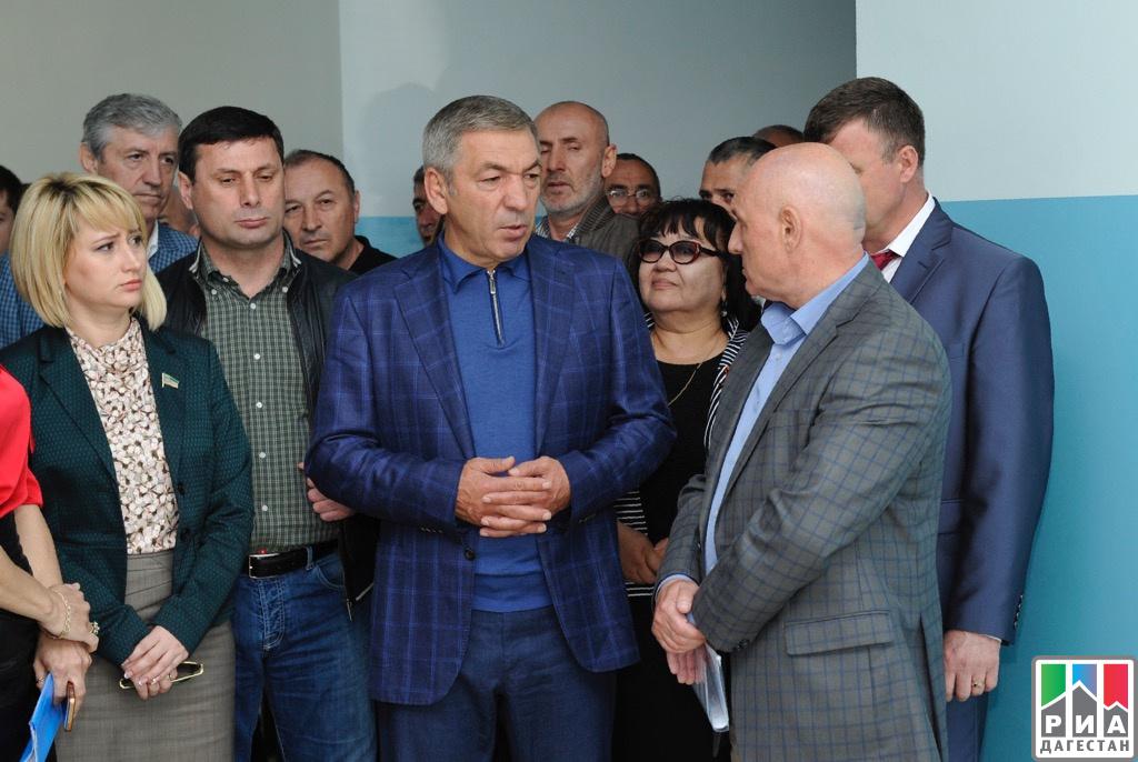 ВКизляре заработал молочный цех стоимостью 40 млн руб.