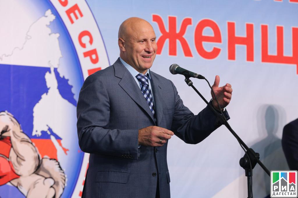 «Спортивное мероприятие вДагестане состоялось навысоком организационном уровне»— Михаил Мамиашвили