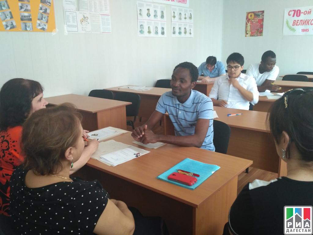 Дагестанский самый «иностранный» университет...