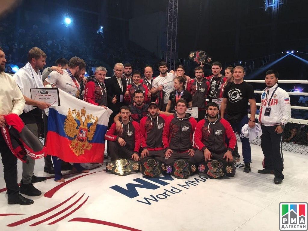 Федор Емельяненко: «Слаженная работа вкоманде дает результат»