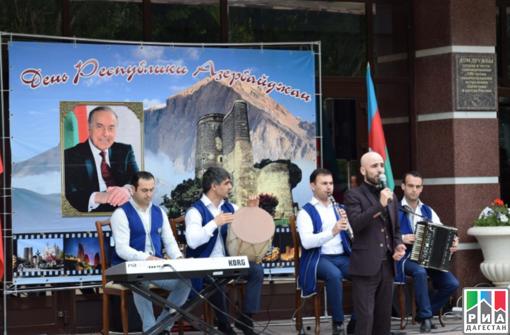Праздник братского народа. ВРеспублике отметили день Азербайджанской культуры