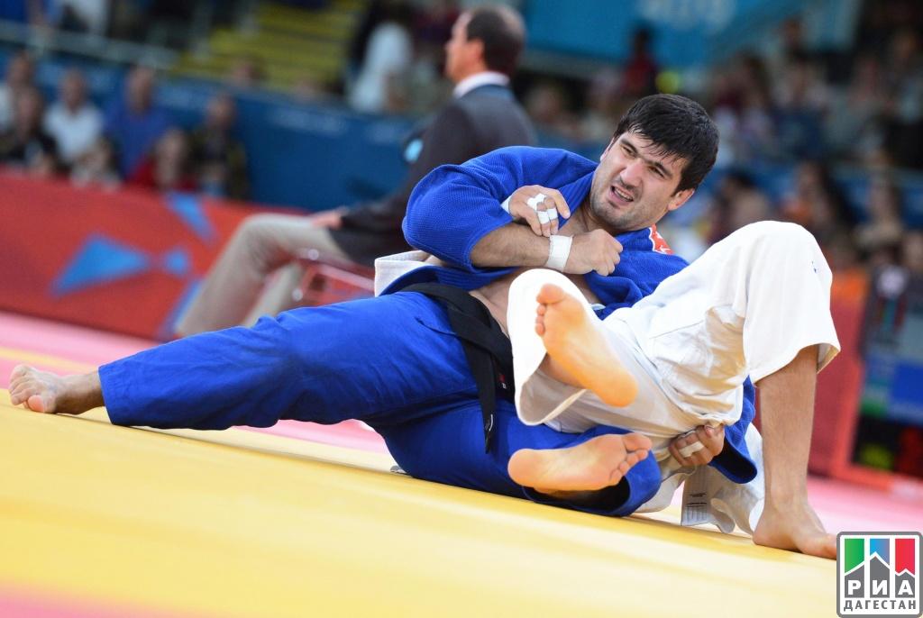 Русский дзюдоист Тагир Хайбулаев выбыл изолимпийской борьбы