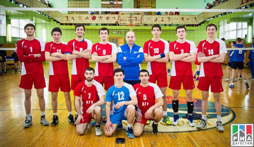 Волейболисты ТвГТУ остановились вшаге отпьедестала состязаний Всероссийской Студенческой волейбольной ассоциации