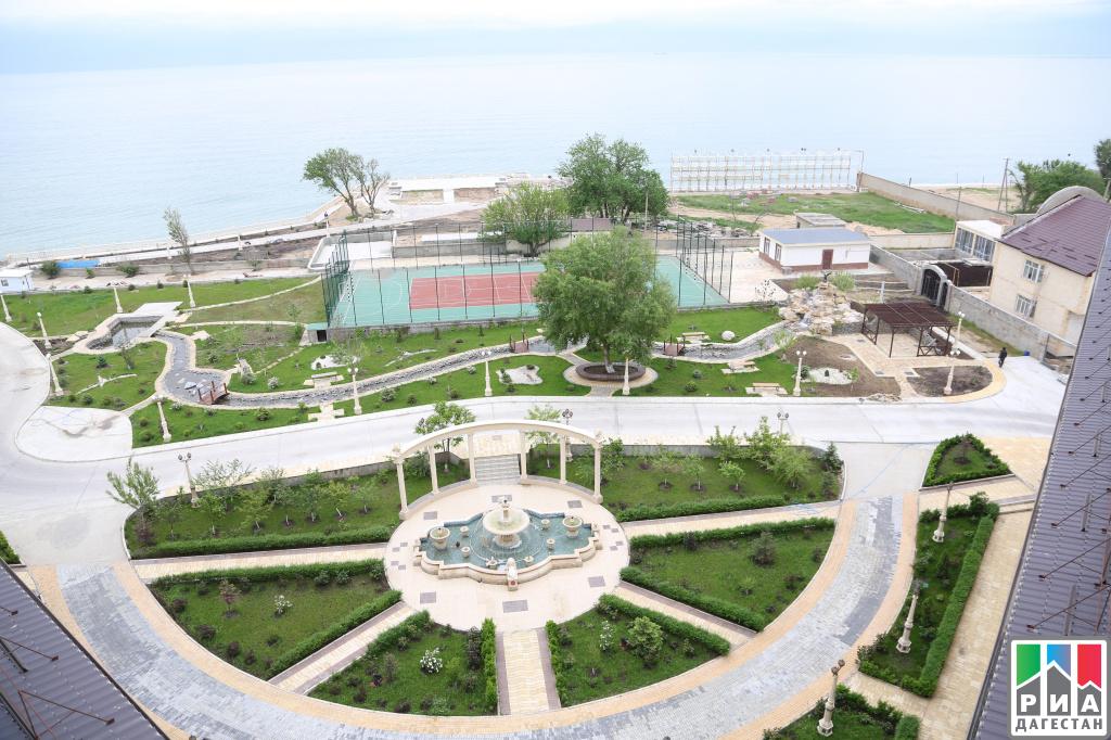 Абдусамад Гамидов проинспектировал ход работы посозданию Центра олимпийской подготовки