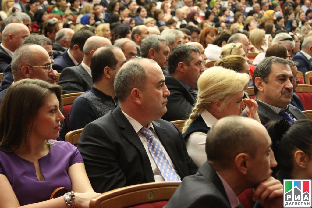 Сегодня встолице Дагестана начал свою работу образовательный форум