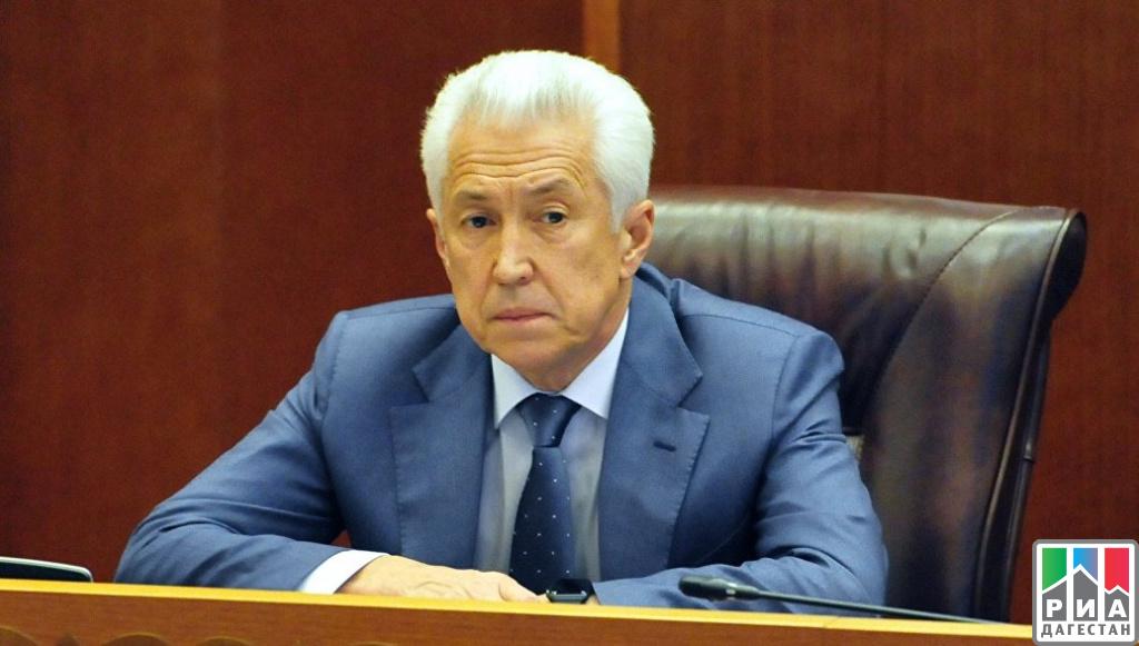 Владимир Васильев поднялся врейтинге действенных управляющих регионов