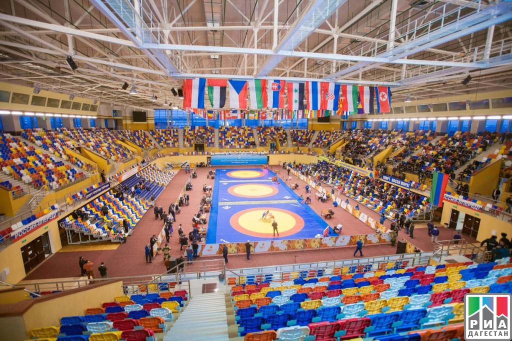 Чемпионат Европы потрем стилям борьбы в 2018 примет Дагестан