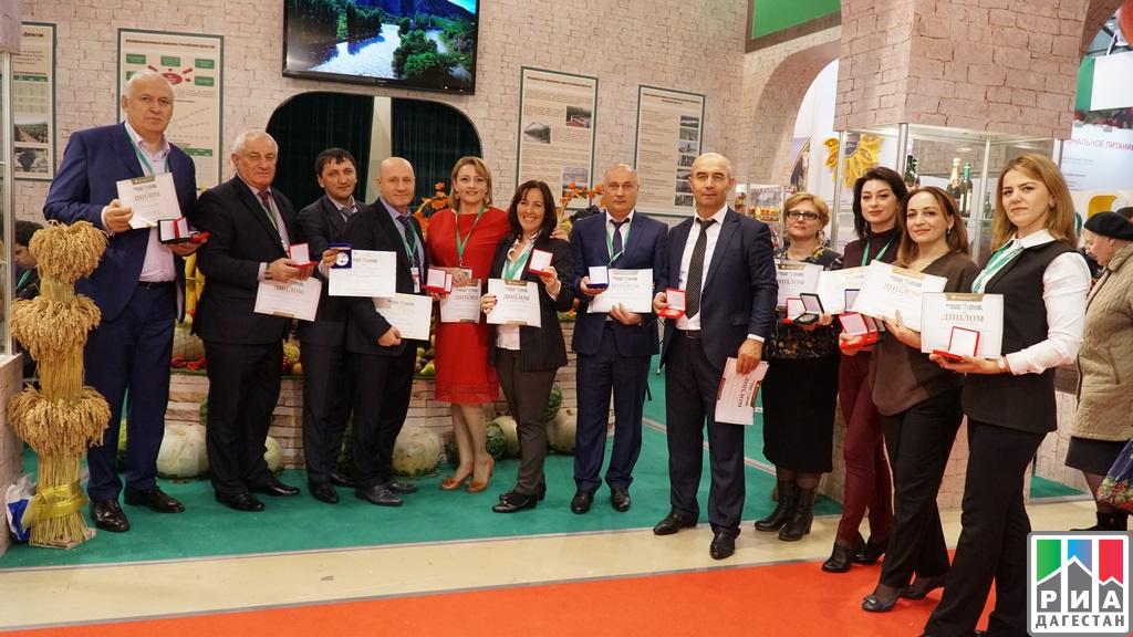 Башкирия завоевала 313 наград иГран-при агропромышленной выставки «Золотая осень»