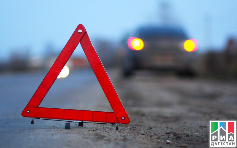 МВД: Виновником крупного ДТП вДагестане стал шофёр пассажирской «Газели»