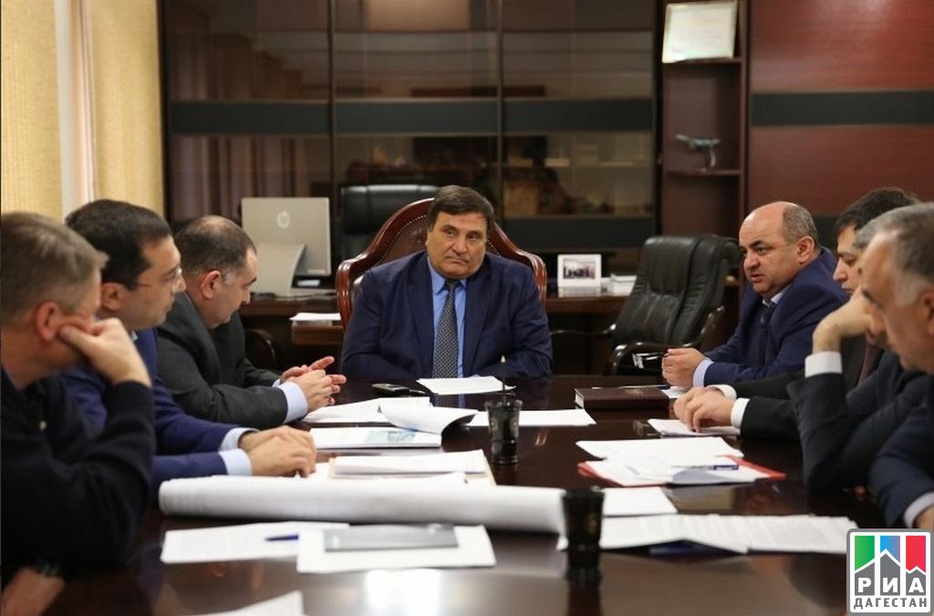 В Дагестане проведут инвентаризацию строений, построенных вблизи охранных зон газопроводов