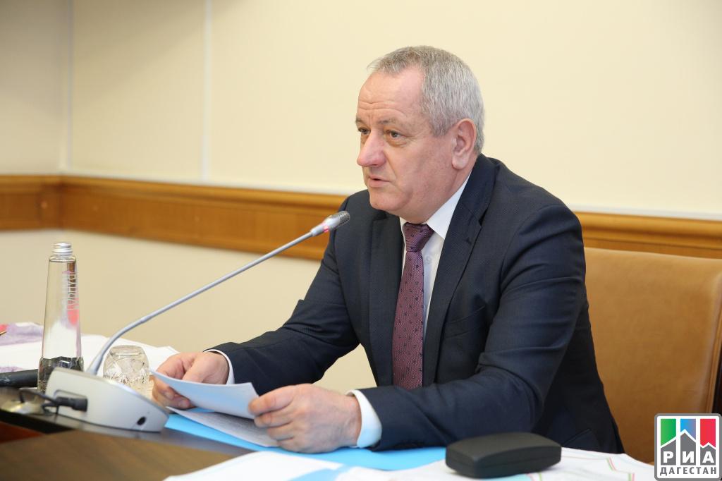 ВМахачкале обсудили вопросы развития территорий Каспийска иИзбербаша