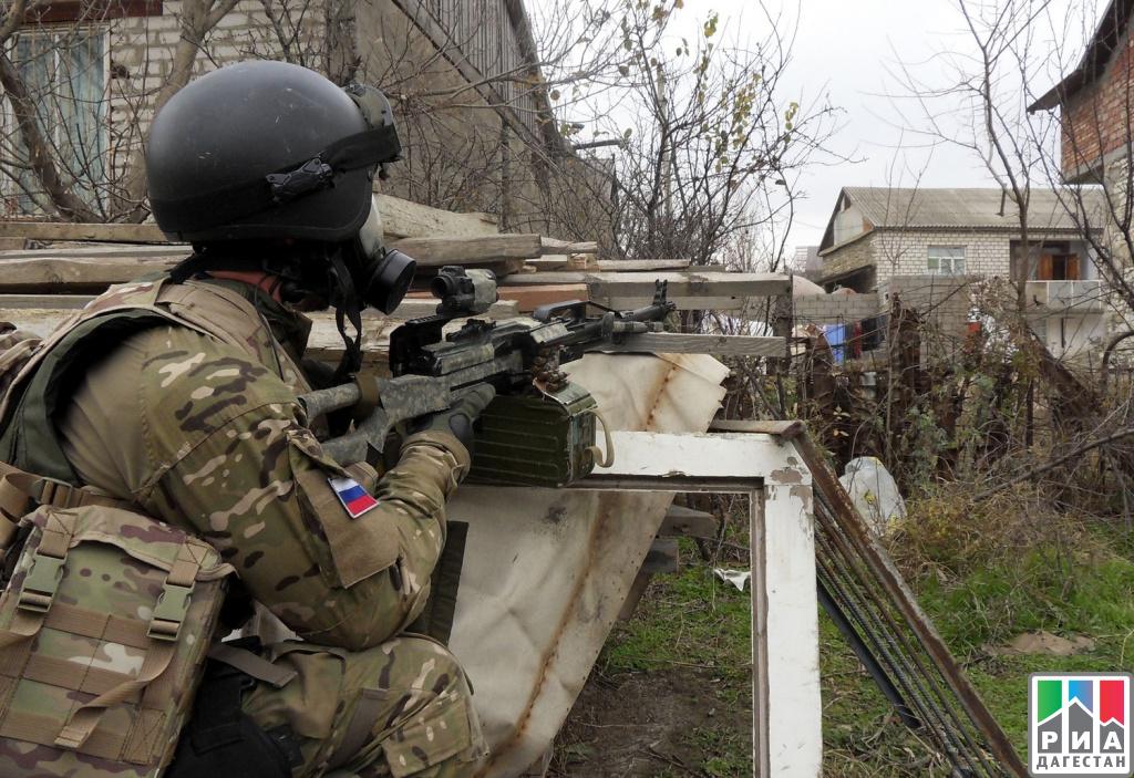 ВДагестане убиты двое мужчины, открывших стрельбу пополицейским