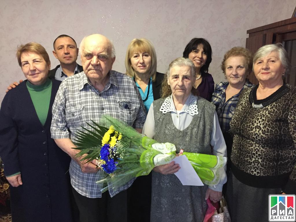Владимир Путин поздравил Антонину Плис изКизлярского района с90-летием