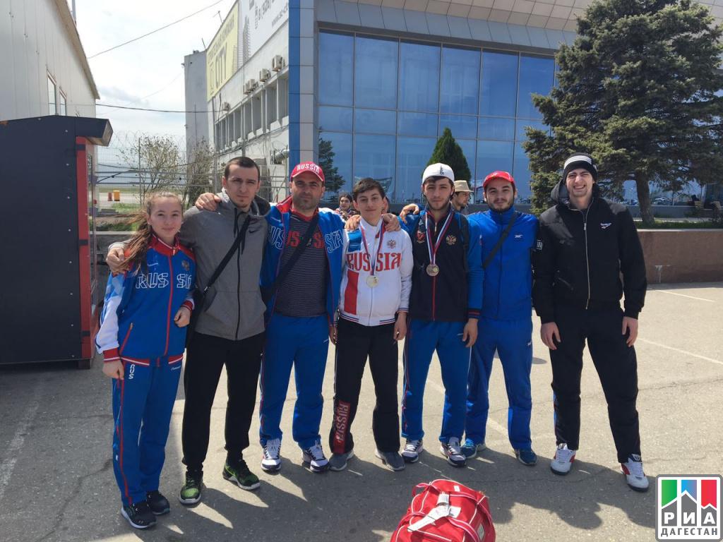 Дагестанский спортсмен Булат Магомедов выступит наевропейском чемпионате потхэквондо среди студентов