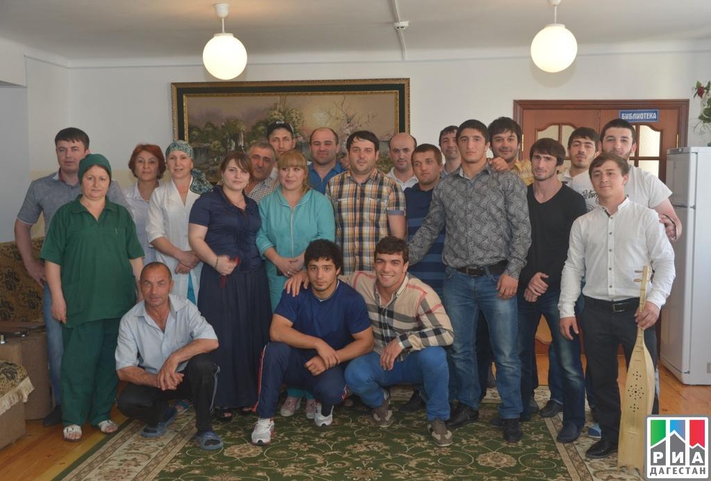 Дагестан дома престарелых муслюмовский дом интернат для престарелых