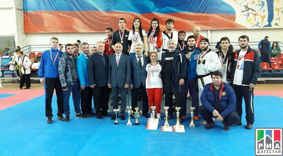 Ивановец стал чемпионом Российской Федерации попаратхэквондо