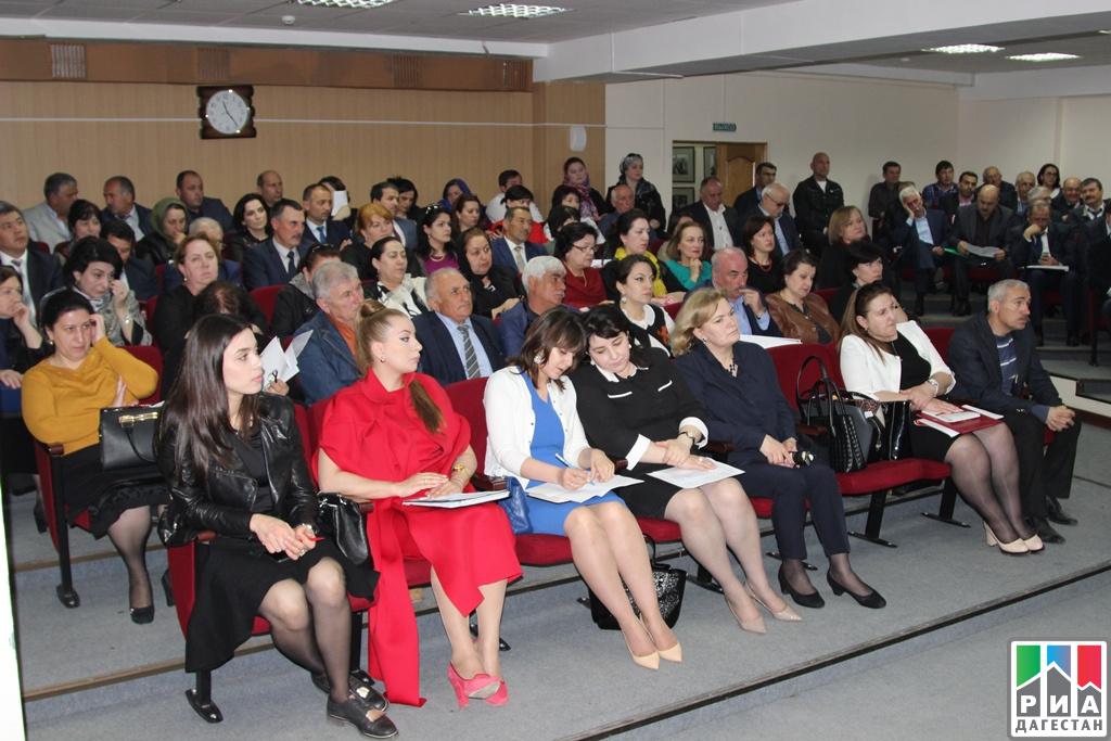 Наколлегии Минкультуры Дагестана обсудили состояние художественного образования молодежи