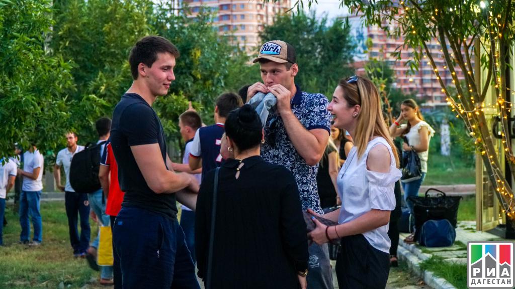 Дагестанская делегация отправилась на форум «Машук – 2017»