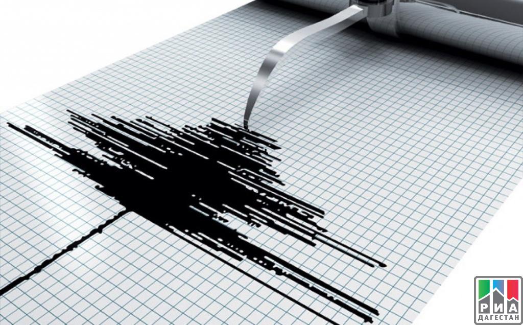 ВДагестане зафиксировали землетрясение магнитудой 2,5