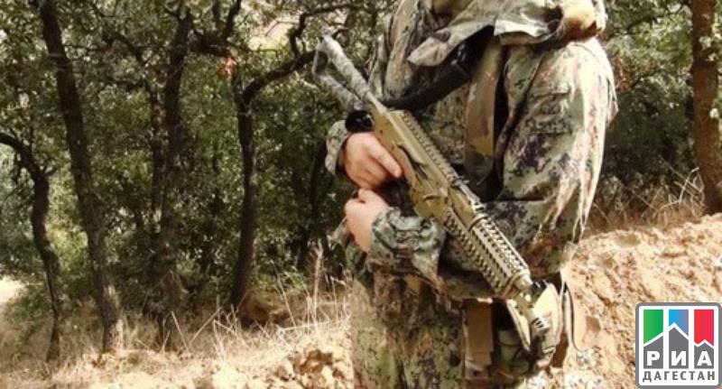 Силовики вступили вбой сгруппой боевиков вХасавюрте