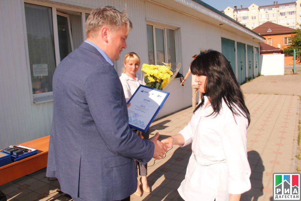 ДАГЕСТАН. Почтальон из Дагестана признана лучшей на Северном Кавказе