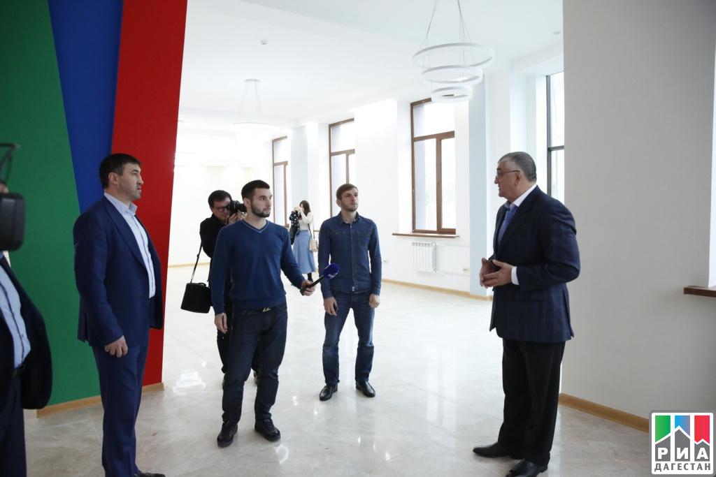ВДагестане откроется Музей спортивной славы