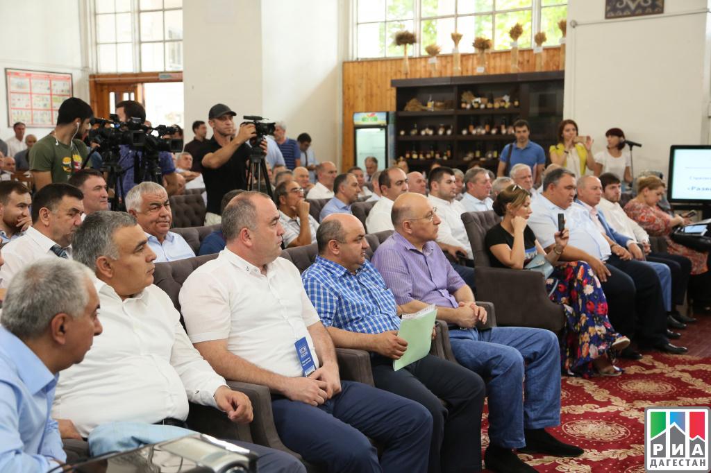 ВДагестане пройдет Стратегическая сессия «Развитие АПК»