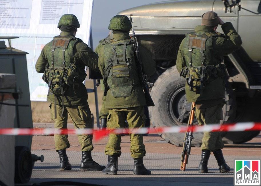 Два боевика уничтожены впроцессе специализированной операции вДагестане