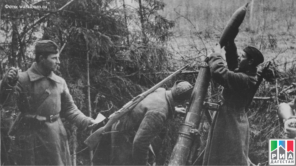 ВМахачкале перезахоронили останки солдата-героя