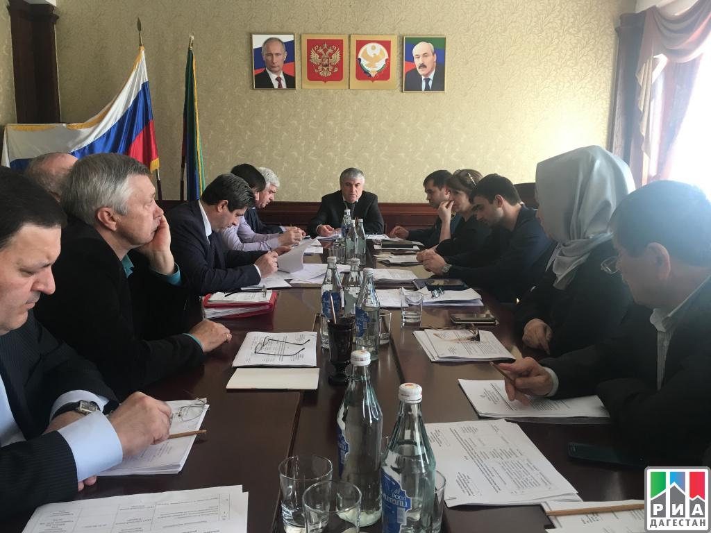 ВМинпромторгеРД обсудили деятельность розничных рынков