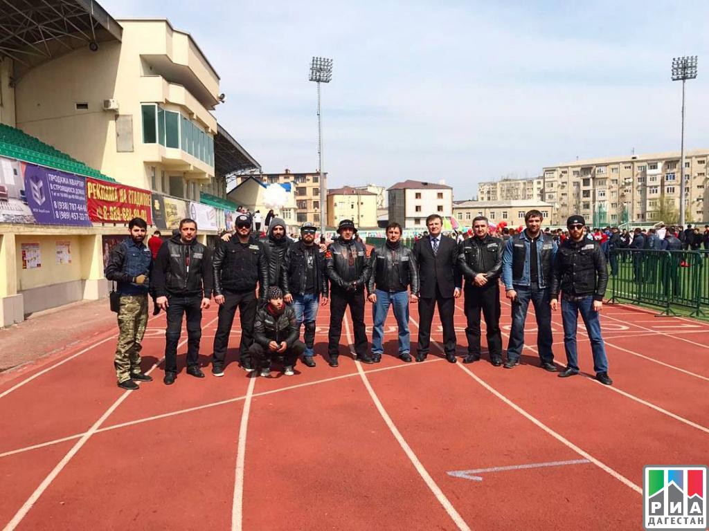 Встолице Дагестана прошла спортивная акция «Время быть молодым!»