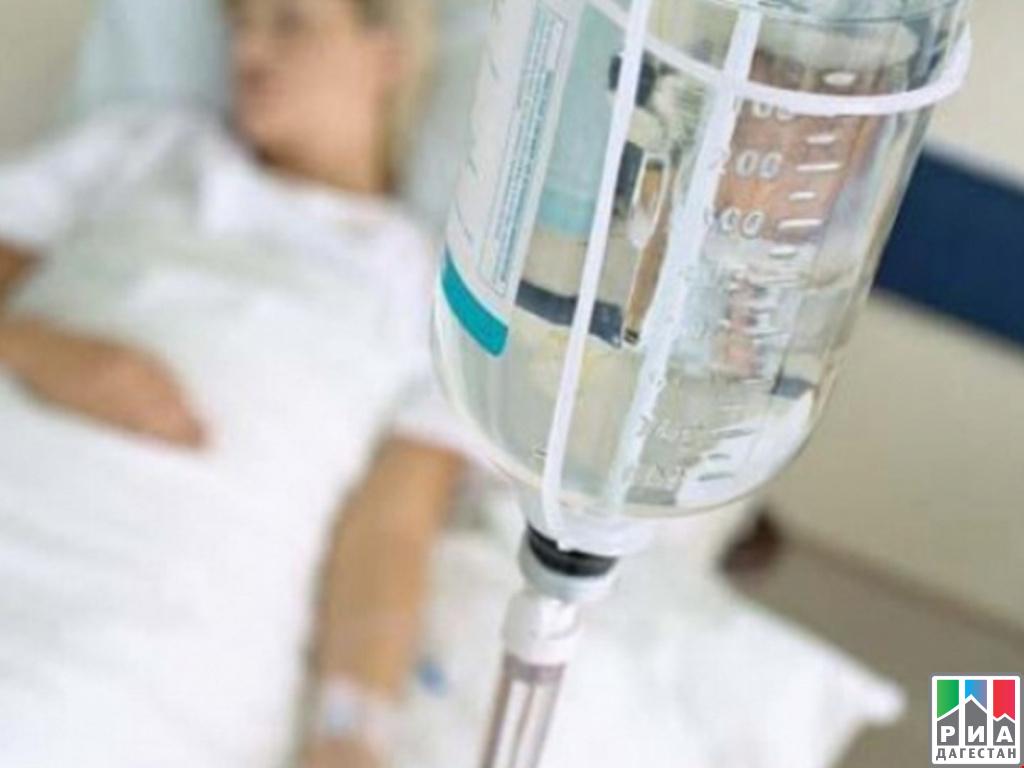 Число госпитализированных сотравлением водой вМахачкале приблизилось к700